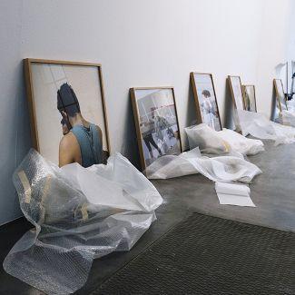 2019: Framed prints from Laurence Rastis work