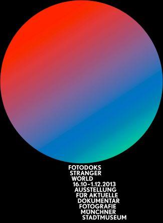 The Fotodoks poster 2013 (Design: Martin Steiner)